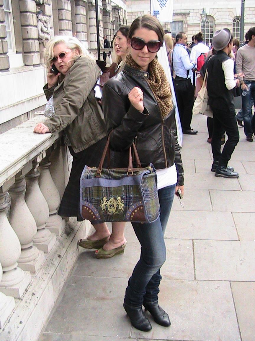 London Fashion Week Street Style Sunday 18 9 11 Paulatrendsets