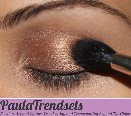 how to create smokey eye look