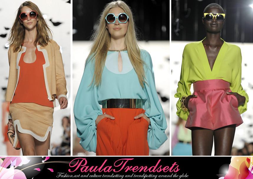 NY Fashion Week – Diane Von Furstenberg ss13