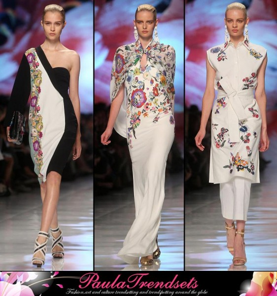 Milan Fashion Week S/S 2013 - Etro