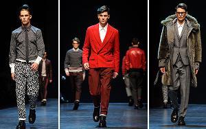 Milano Moda Uomo Fall-Winter 2011/12 - Dolce and Gabbana