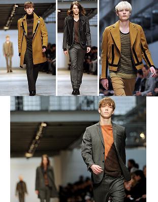Milano Moda Uomo Fall-Winter 2011/12 - Costume National Homme