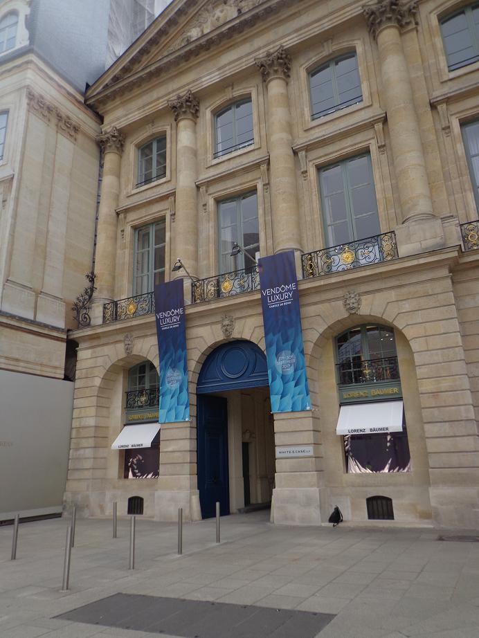 VENDOME LUXURY PARIS FASHION WEEK