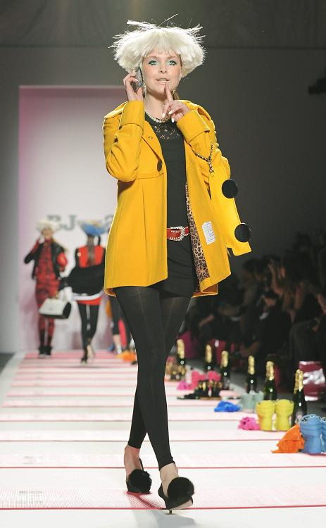 Betsey Johnson Collection - Runway  - New York Fashion Week Fall 2013