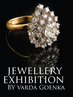Varda Goenka Jewellery Exhibition