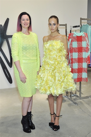 SISTER BY SIBLING yellow dress