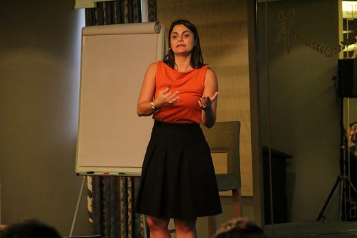 WEALTH MATRIX ATHENS 2013 JILL DOUKA