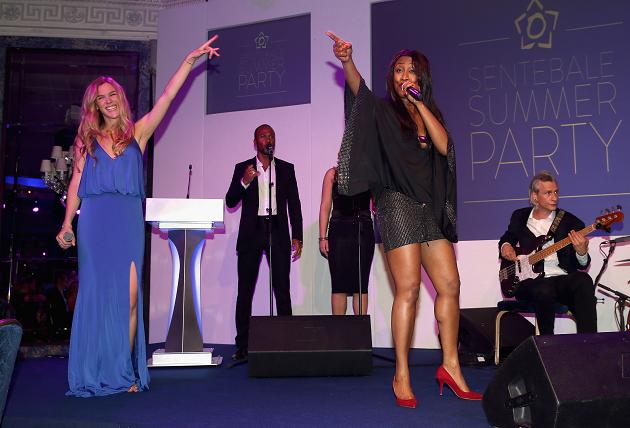 SENTEBALE SUMMER PARTY 2014 JOSS STONE BEVERLEY KNIGHT