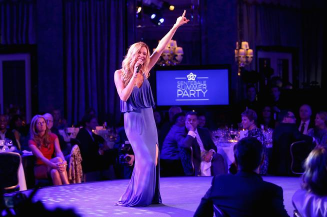Sentebale Summer Party 2014 Joss Stone performs on stage