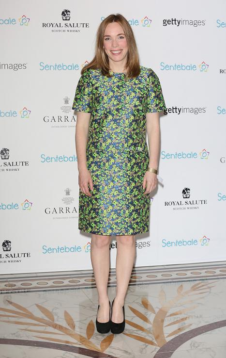 Sentebale Summer Party 2014 Laura Main