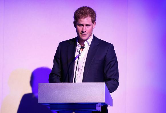 Sentebale Summer Party 2014 Prince Harry speech