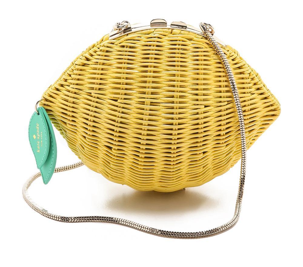 Kate Spade Lemon Bag