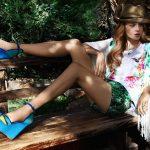 MIGATO Summer Camp Women's Shoes Fashion