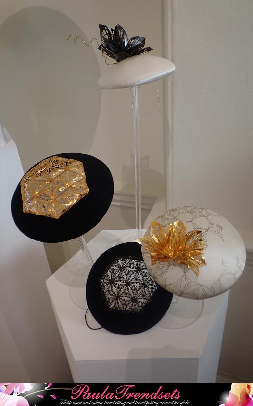 HEADONISM Emma Yeo hats