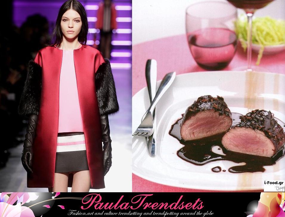 Holiday Food and Fashion 2014