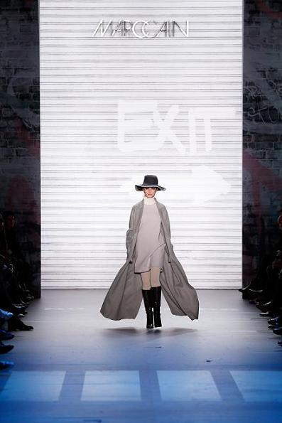 Marc Cain Show - Mercedes-Benz Fashion Week Berlin Autumn/Winter 2015/16