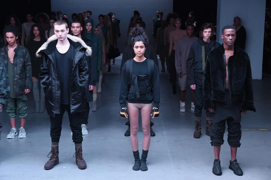 adidas Originals x Kanye West YEEZY SEASON 1 - Runway