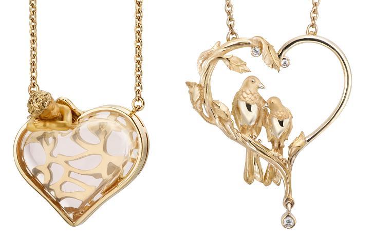 TOUS Love is around pendants