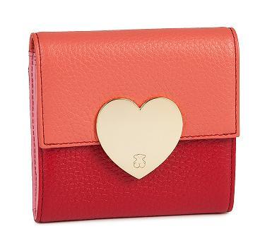 TOUS Valentine's wallet