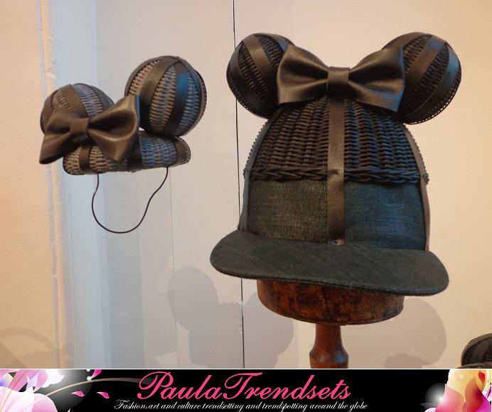 MICH DULCE X ZACARIAS MINNIE MOUSE HATS