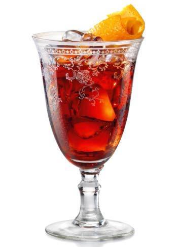 MITO Campari Cocktail