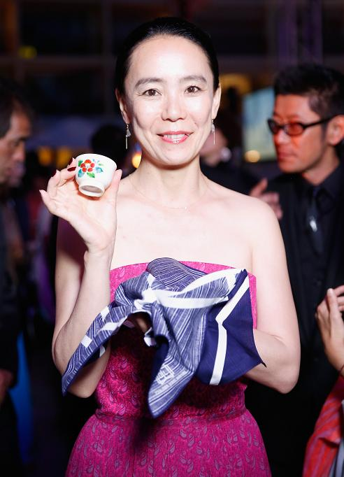 Japan Day Project : Party - The 68th Annual Cannes Film Festival