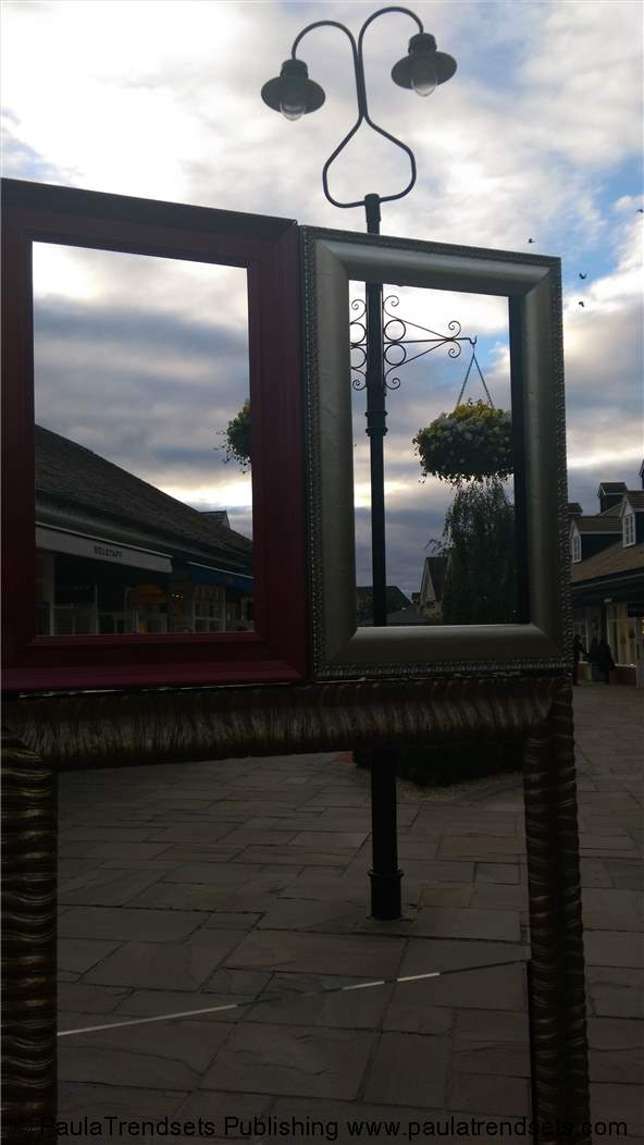 Bicester Village Art Installation