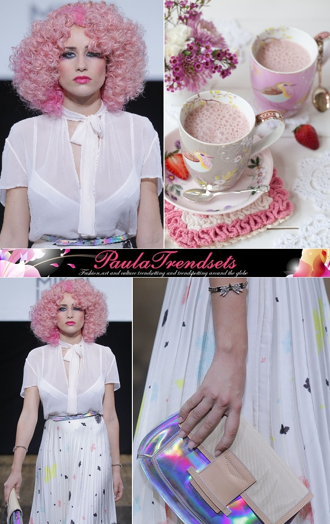 Food and Fashion Strawberry Steamer Ion Fiz SS16