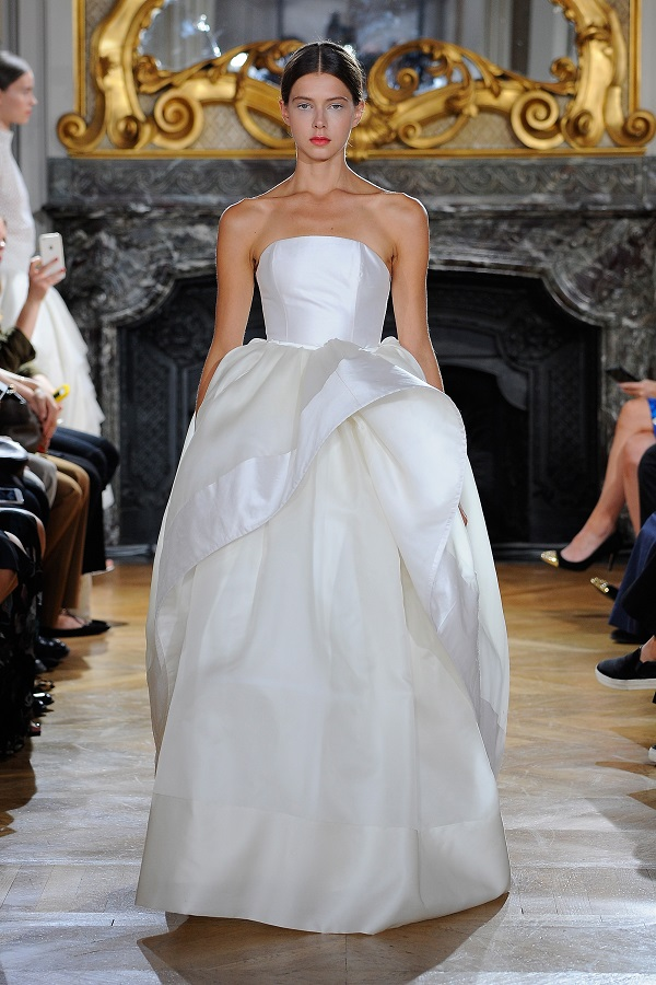 Kaviar Gauche Bridal Couture Runway Paris Fashion Week Womenswear Spring/Summer 2016