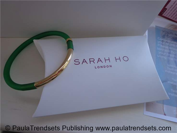 Numerati Goody Bag POP! Bracelet by Sarah Ho