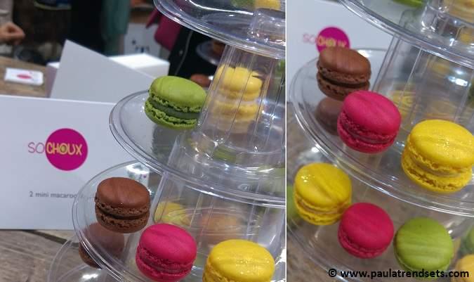 So Choux Mini Macarons
