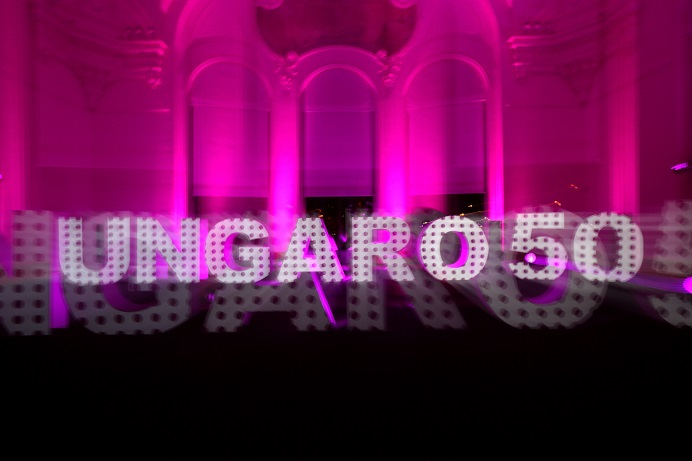 Ungaro 50th Anniversary