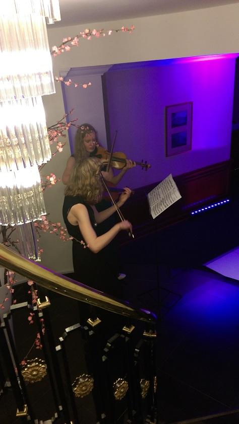 Violonists KB Catwalk Show 3