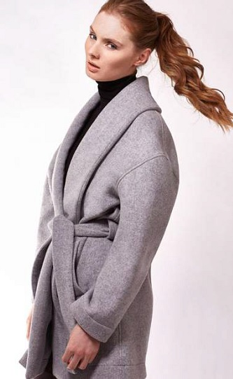 Charlotte Zimbehl Coat
