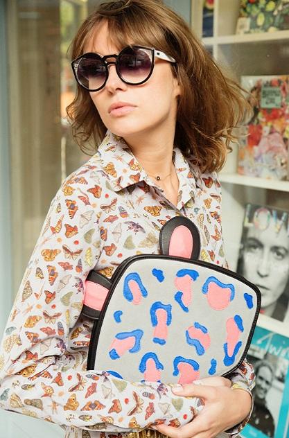 FeatherM Handbag