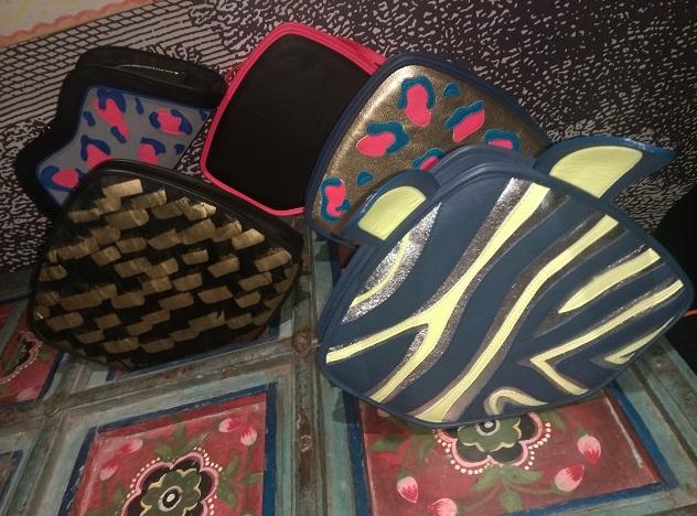 FeatherM handbags