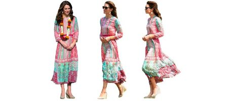Why this Kate Middleton India tour dress is the perfect summer dress