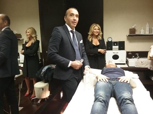 Alberto Armellini Luxury Anti-aging Skincare Presentation