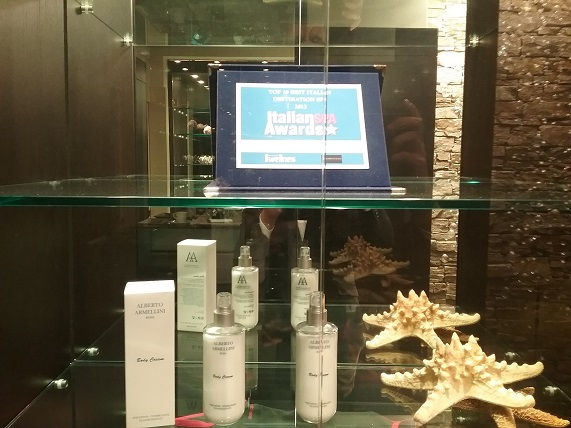 Alberto Armellini Luxury Anti-aging Skincare in Spa