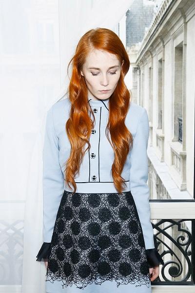 Korsun Paris Fashion Week mini dress