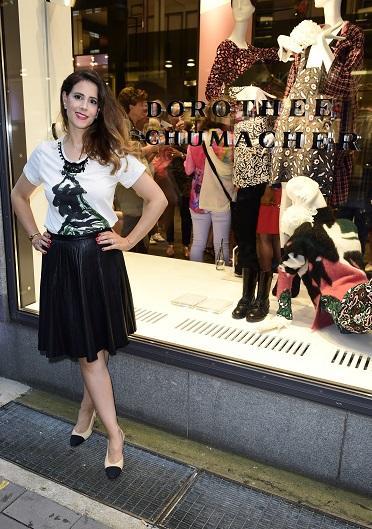 Dorothee Schumacher Frida Kahlo fashion collection