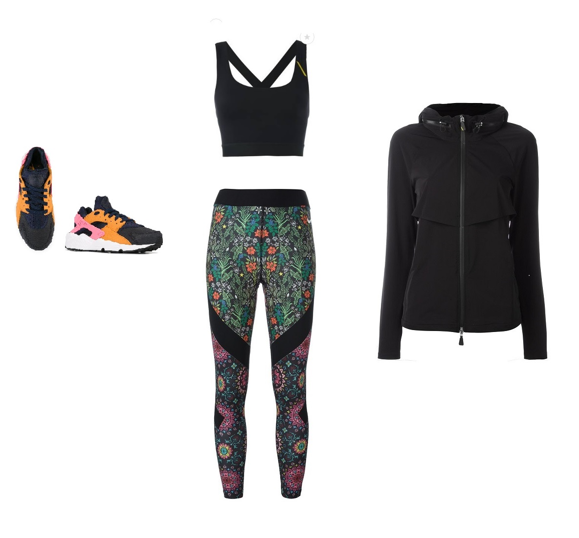 FARFETCH ACTIVEWEAR OUTFIT NR 1