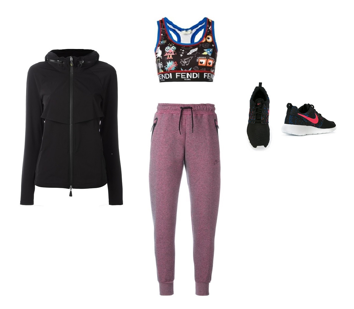 FARFETCH ACTIVEWEAR OUTFIT NR 2