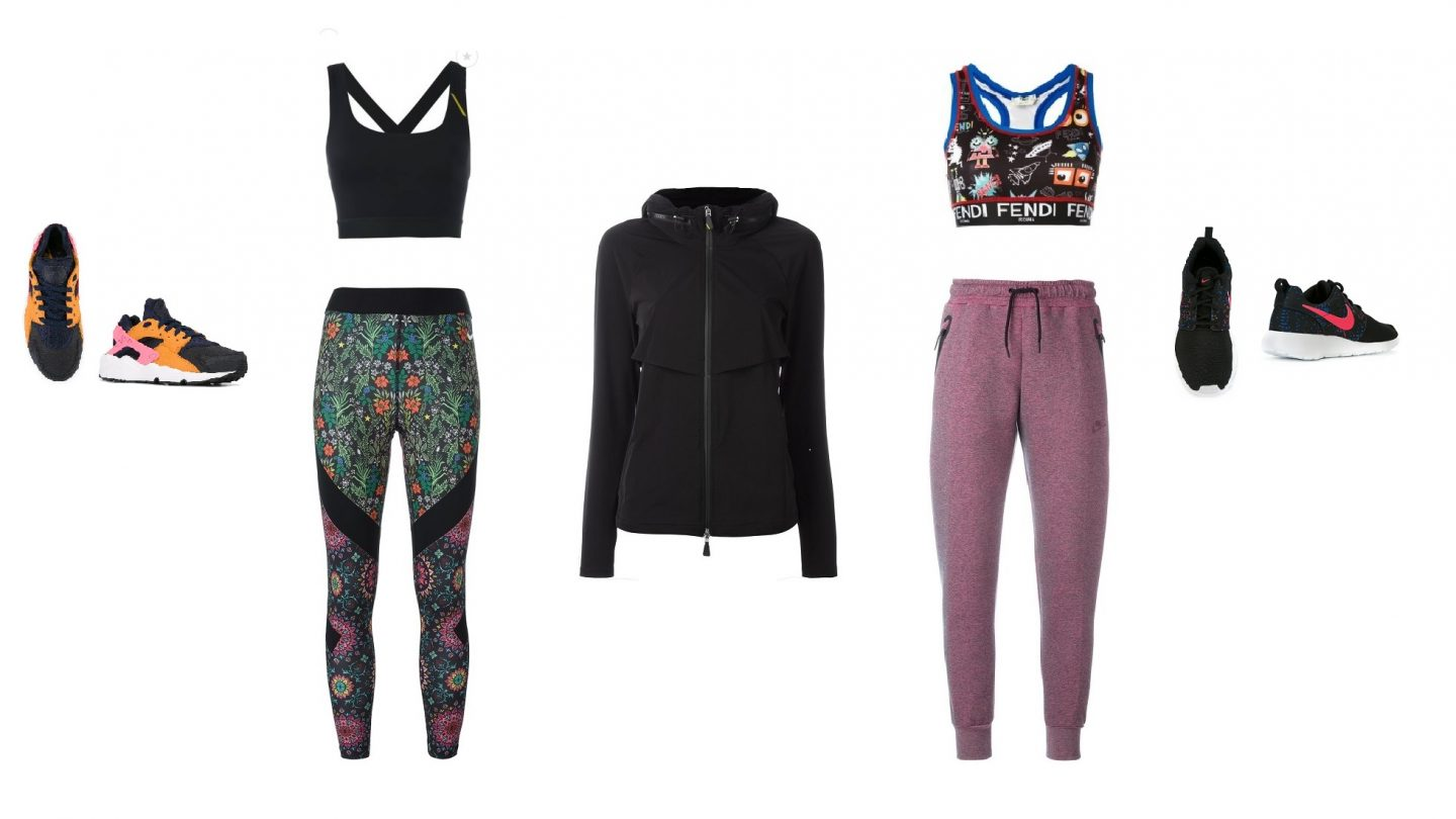 Fitness Fashion: 3 Perfect Activewear Outfits for 2017