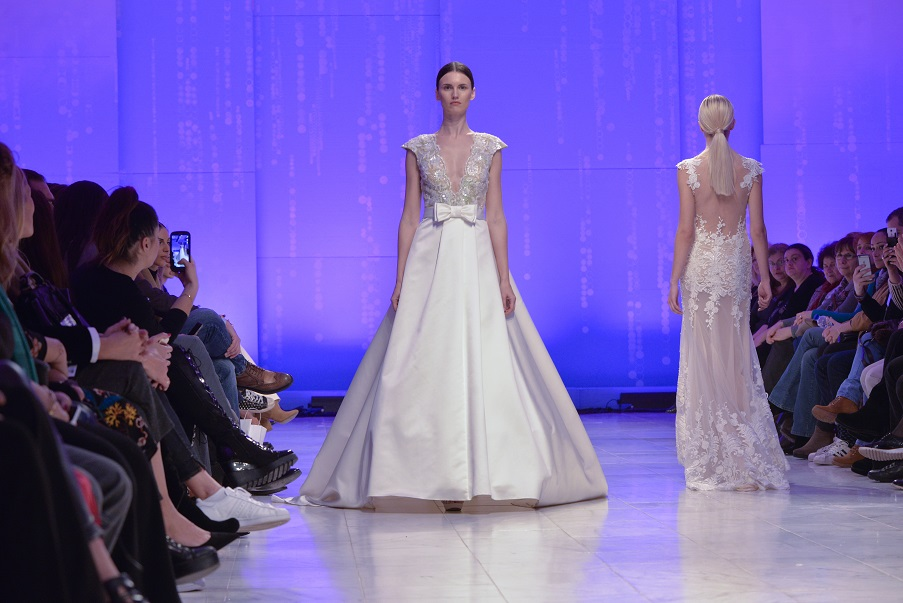 TRANOULIS BRIDAL FASHION WEEK