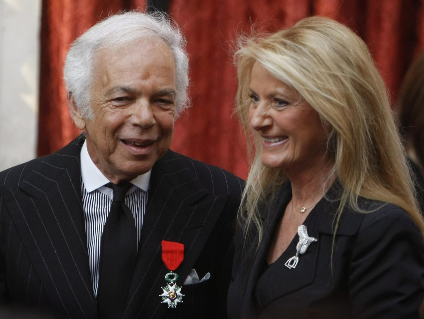 A year of celebration for Polo Ralph Lauren (Video)