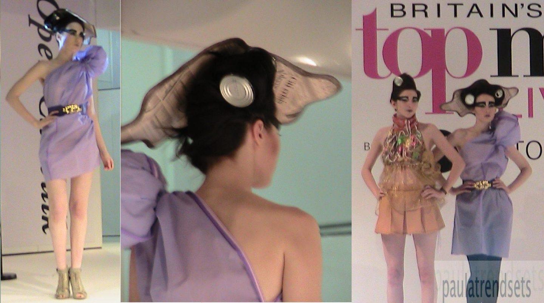 Joey Bevan – fashion made eco-friendly (video)