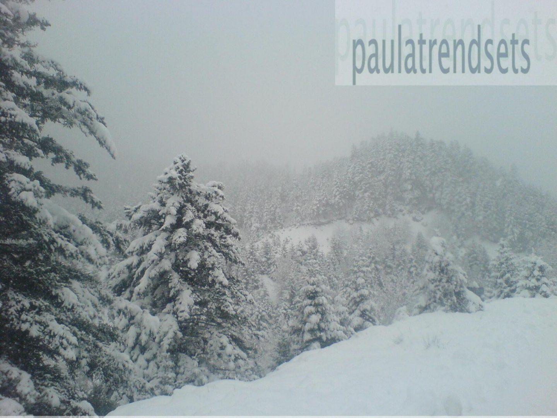 Alps alternative? Ski your way to Greece
