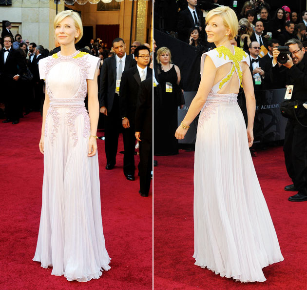 The one dress that stole my heart at the Oscars