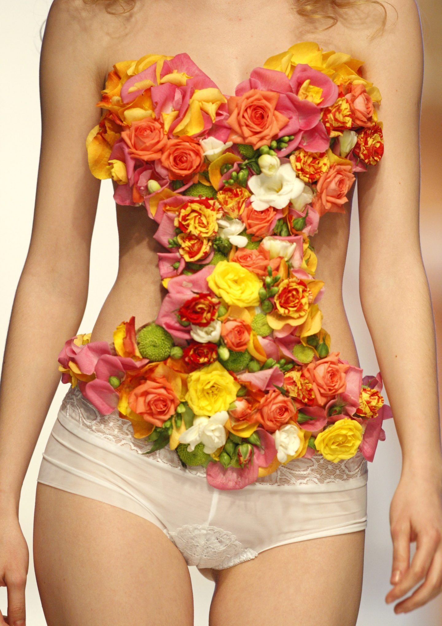 """That's what I call """"floral"""""""